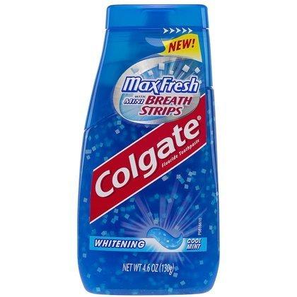 Colgate Liquid Toothpaste Breath Strips 4 6