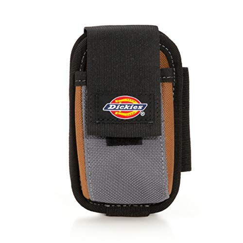 Dickies Work Gear 57102 2-Compartment Small Phone and Tool Pouch by Dickies Work Gear