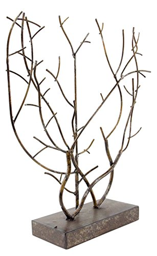 Petite Jewelry (Petite Jewelry Tree Display Stand, Metal - 13.5