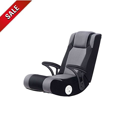 Video Game Chair Rocker Gaming Chair Computer Portable Black Chair Seat Large Kids Teens & eBook by AllTim3Shopping