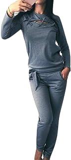 Bigherdez Tuta da Sauna Impermeabile Antivento in PVC Tuta Anti-Strappo Fitness Fitness Perdita di Sauna Abbigliamento Sportivo Tinta Unita da Palestra Nero XL