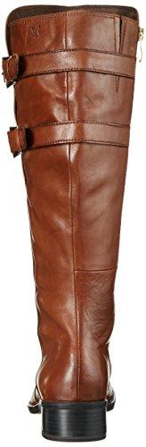 Caprice 25524 - Botas altas para mujer Marrón (COGNAC 305)