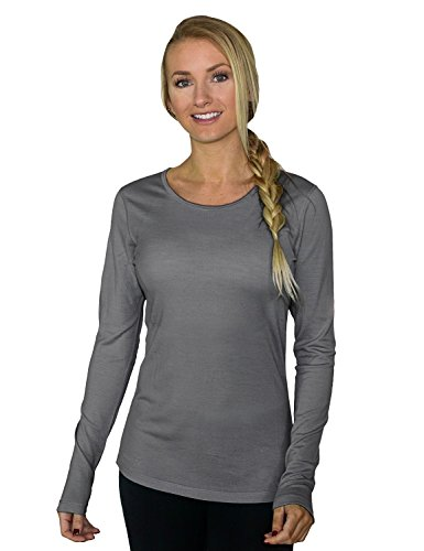 5da86c38a6036 WoolX Remi - Women s Long Sleeve Tee - Lightweight