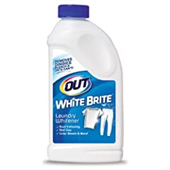 Laundry additive and booster designed to remove yellowing and dinginess caused by aging and by the rust and iron in your water supply. White Brite is safe and can be used on all washable white fabrics. Can be used along with your regular dete...