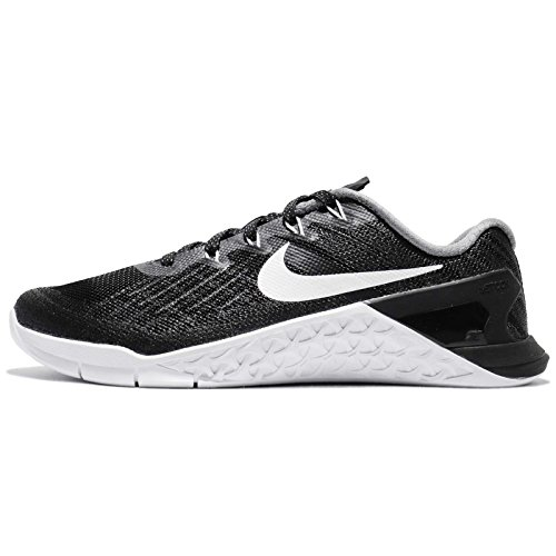 Nike Womens Metcon 3 Training Shoes Black/White Size 7