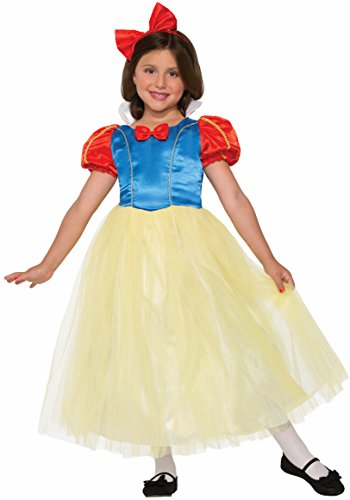 [Forum Novelties Kids Charming Princess Costume, Multicolor, Small] (Snow White The Queen Costume)