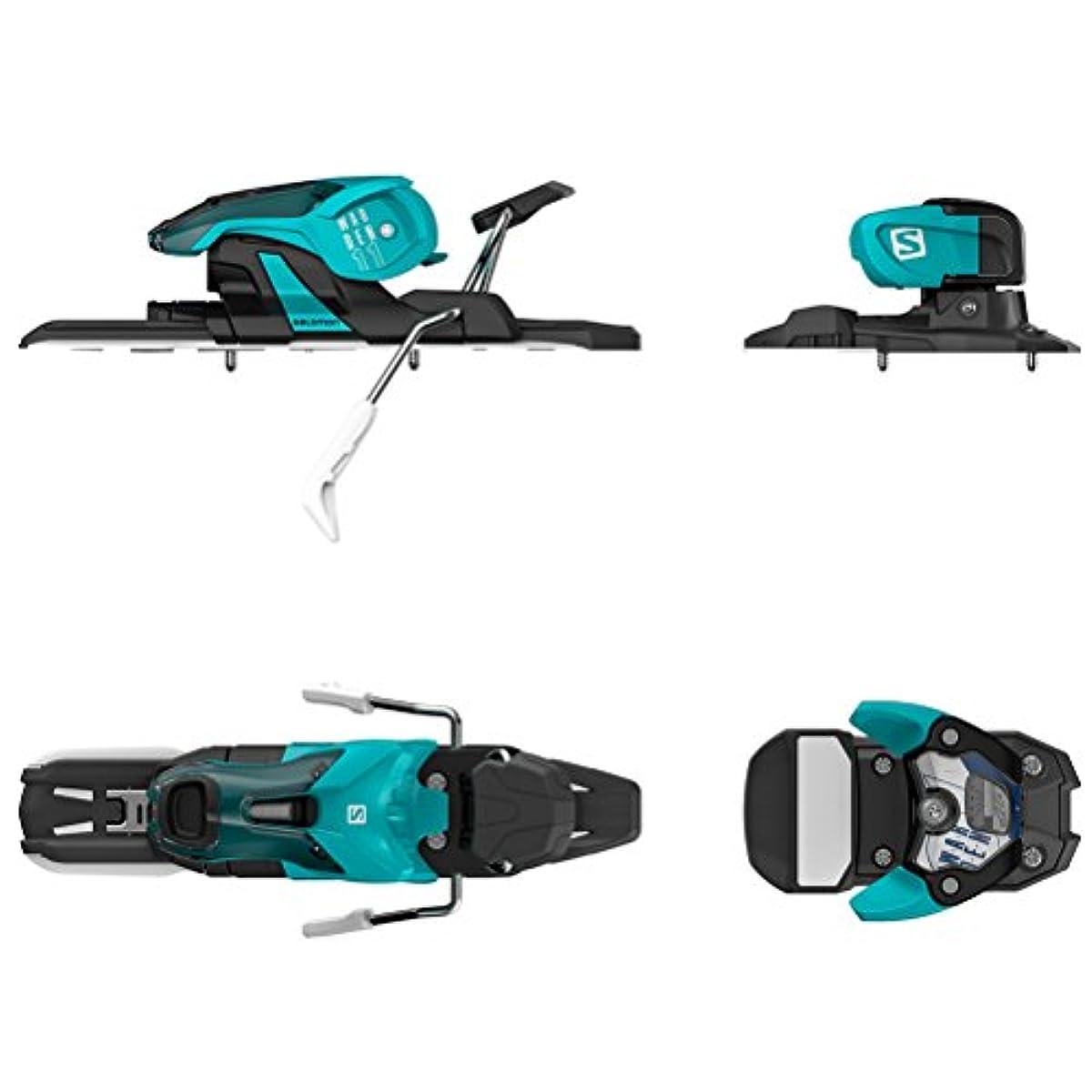 [해외] 살로몬 WARDEN 11 스키 빈딩 2017