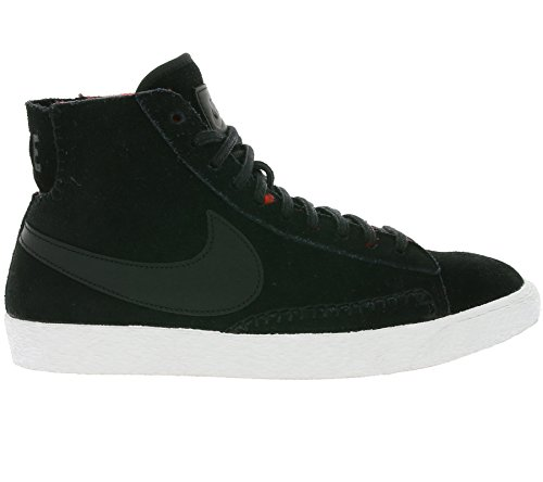 NIKE Black Red summit White de 403729 Sport Chaussures Noir Femme action Black 007 w8wr4Wqv