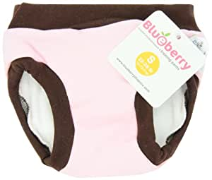 Blueberry Trainers Pants, Pink, Large (Discontinued by Manufacturer)