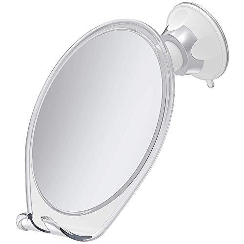 HoneyBull Fogless Shower Mirror for Shaving |...