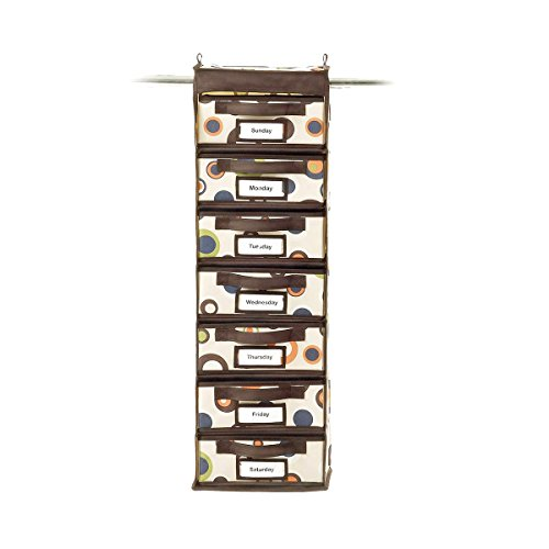 Daily Clothing Hanging Storage Organizer