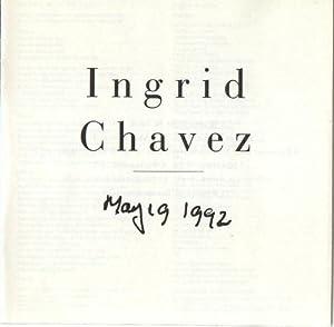 Ingrid Chavez May 19 1992