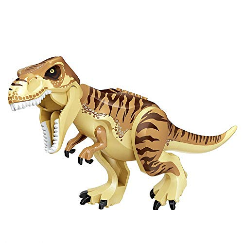 JVNVDS 11 Dinosaur, Tyrannosaurs Rex Action Figure Building Block Dino Toy Kids Gift, Safe to Play, Kids Gift