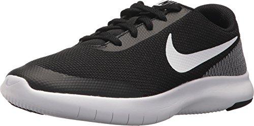 Boys Shoes Running 7y - Nike Boys Flex Experience RN 7 (GS), Black/White-White, 7Y M US