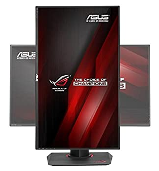 "Asus Rog Swift Pg27aq 27"" 4kuhd (3840x2160) Ips 4ms G-sync Eye Care Gaming Monitor With Dp & Hdmi Ports 1"