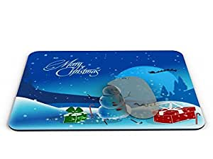 Christmas gift Rectangle Mouse pad - Mouse Pad / Mouse pad / Mousepad / Mousepad - AArt #MP028 (9.84 X 7.87 inches)