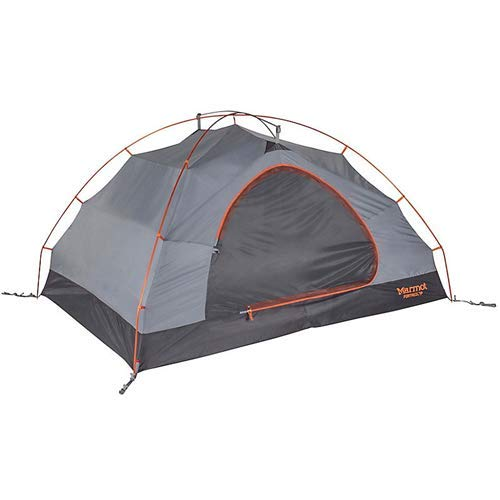 Marmot Fortress 3 Person Backpacking Tent - 3 Person - Tange