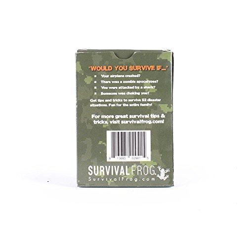 Buy survival gear to have
