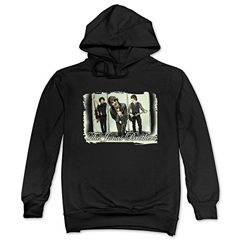 Blink X Men Costume (MAGGO Popular Jonas Brothers 2015 Poster Hoodie Mens Black)