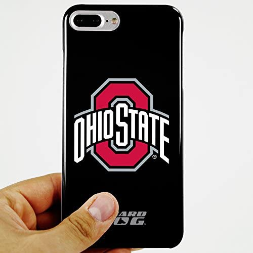 Guard Dog Ohio State Buckeyes Clear Hybrid Case for Samsung Galaxy S6 with Black Insert