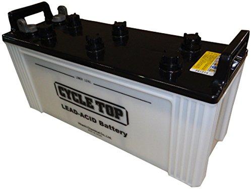 HITACHI [ 日立化成株式会社 ] 電動車バッテリー [ サイクルサービス用鉛蓄電池 ] EB120-L B008V2TEWY