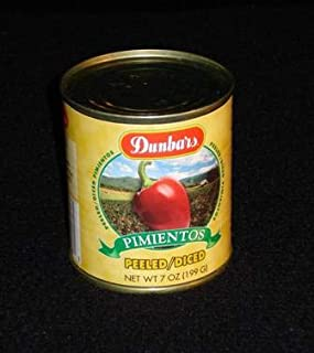 product image for Moody Dunbar Diced Peeled Pimiento - 7 oz. can, 24 cans per case