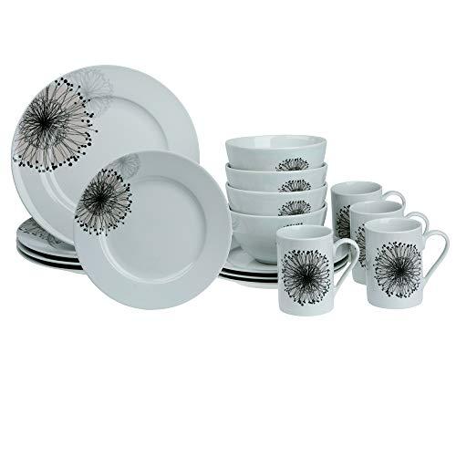 (Tabletops Unlimited, Inc 16pc Dinnerware Set - Amanda )