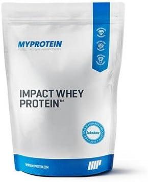 MyProtein Impact Whey Proteína de Suero, Sabor Stevia ...