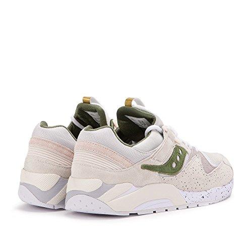 Saucony Herren Sneaker Weiß Bianco