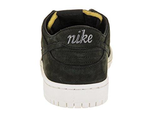 Nike Mens Sb Zoom Dunk Basso Pro Decon Scarpa Da Skate Nero / Nero / Antracite