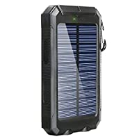 BESWILL solar charger-886(black and blue...