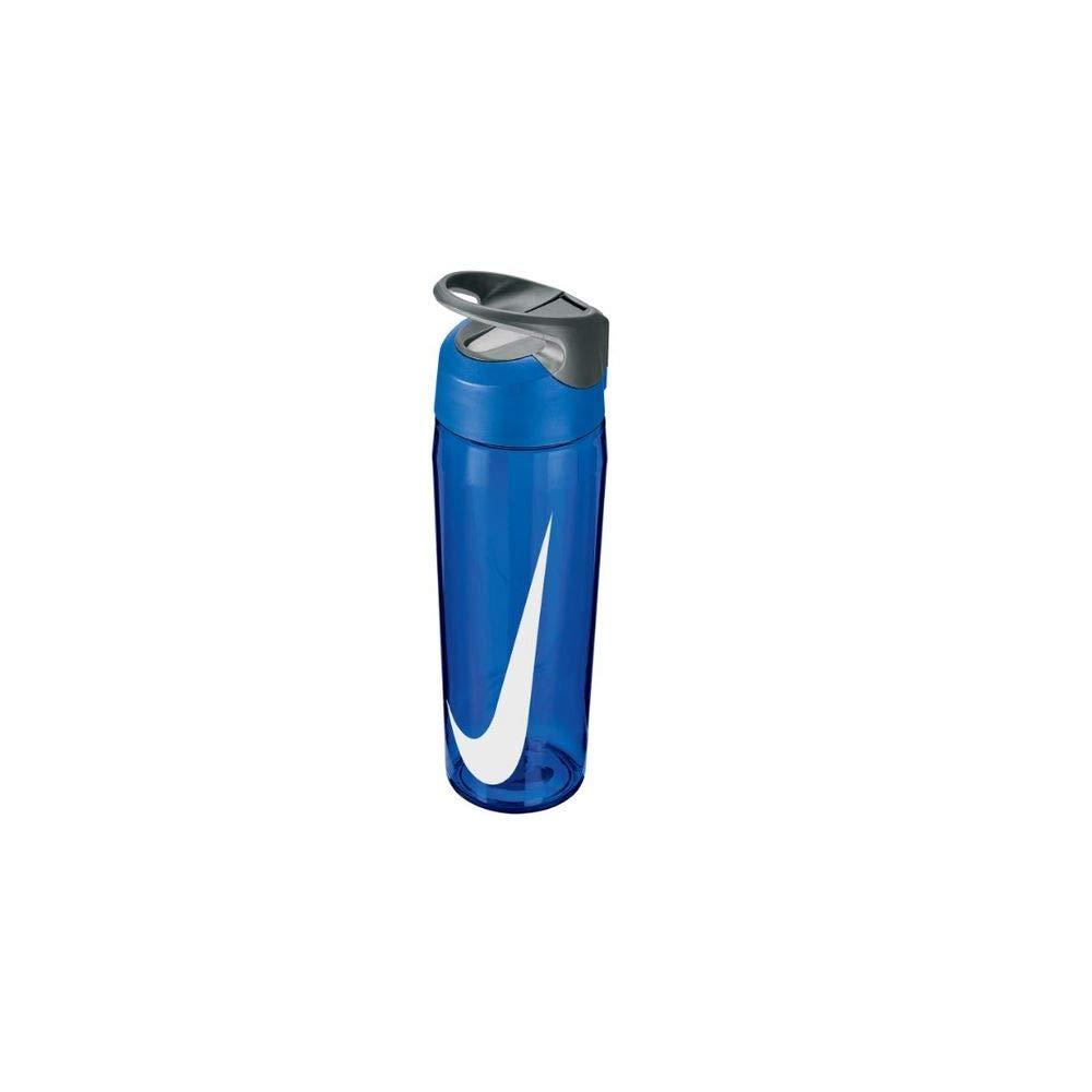 Nike Hypercharge 32 onzas Color Azul y Blanco Botella de Agua