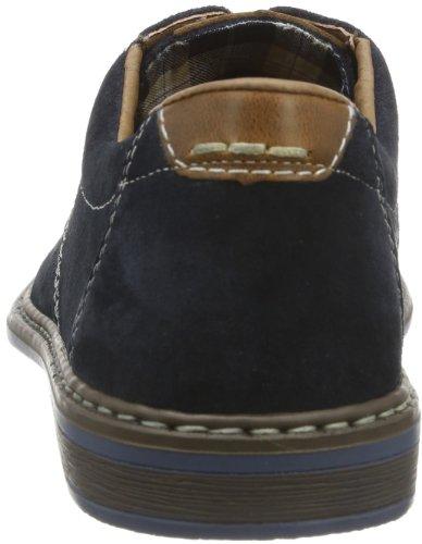 Homme Rieker 16 Bleu amaretto Chaussures Lacets p pazifik À Diego WcOxZqH