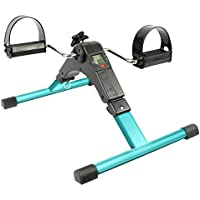 Portable Pedal Exerciser by Vive - Arm & Leg Exercise...