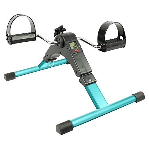 PORTABLE PEDAL EXERCISER BY VIVE – ARM & LEG EXERCISE PEDDLER MACHINE