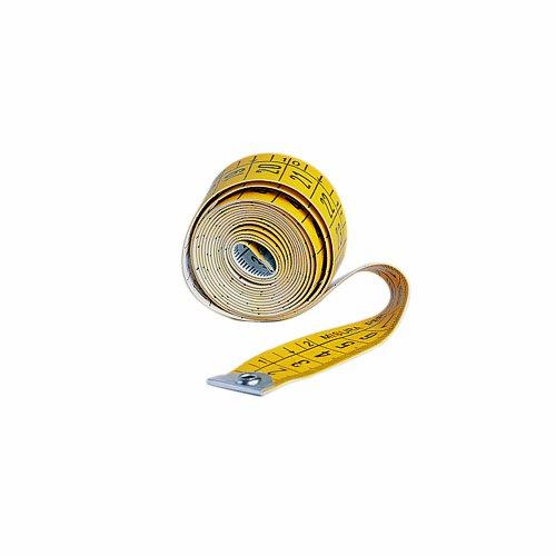 Metrica 22091 Bandmass für Schneider 1.5 m, 2-farbig