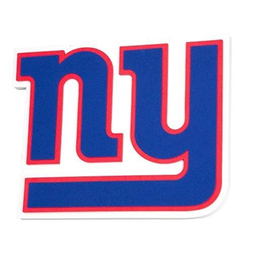 NFL New York Giants 3D Foam Wall Sign]()