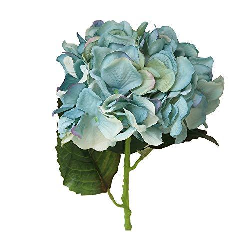 Amazon.com: Ramo de boda de flores artificiales de seda de ...