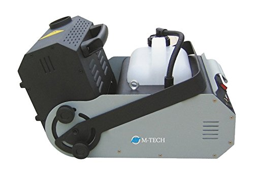 [M-TECH 1500w Fog Machine Multiple Spraying Direction Stage Effect] (Small Fog Machines)