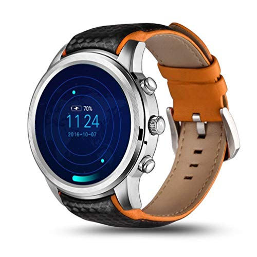 JASZHAO Smartwatch Men Watches Phone Heart Rate Wrist Smart watch Android...