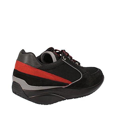 MBT Sneakers Donna 37 EU Nero Tessuto Camoscio