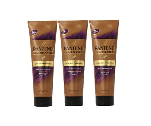 pantene-pro-v-truly-relaxed-hair-oil-creme-moisturizer-87-fluid-ounce-pack-of-3
