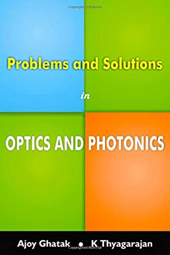 buy problems and solutions in optics photonics book online at low rh amazon in
