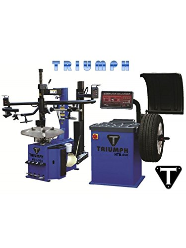 Amazon Com Triumph Ntc 950 2 Ntb 800 Tire Changer Wheel Balancer