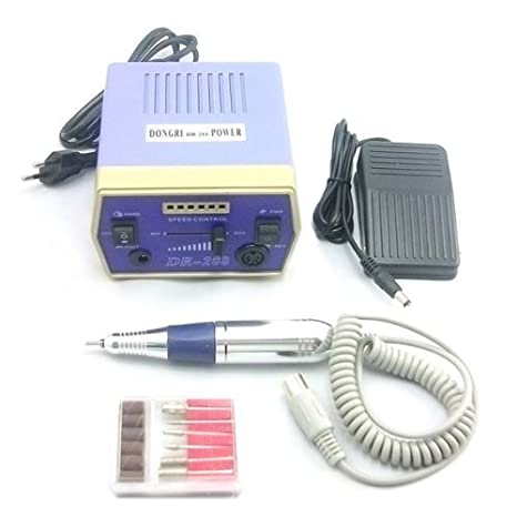 7291dbc5d440a Buy DR-288 Electric Nail Drill, US 110V Online at Low Prices in ...