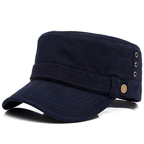 Outdoor-Sport-Cap Cap Cap Männer flachen Top Hut Freizeit Sonnencreme breit-Hut Baseball Hut Frühling Sonnenhut, B