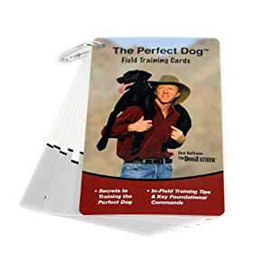 Perfect Dog Field Cards Helpful Tips and Secrets to Train The