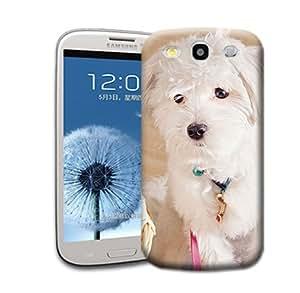 POPPY Portrait Of Basset Hound Phone Case/Cover/Shell For Samsung S3