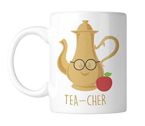 Tea-Cher 11 oz. Mug (1 Mug)