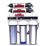 LiquaGen - 6-Stage Reverse Osmosis + Deionization Water...